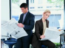 Artikler i pressen om 55+ og arbejdsmarkedet