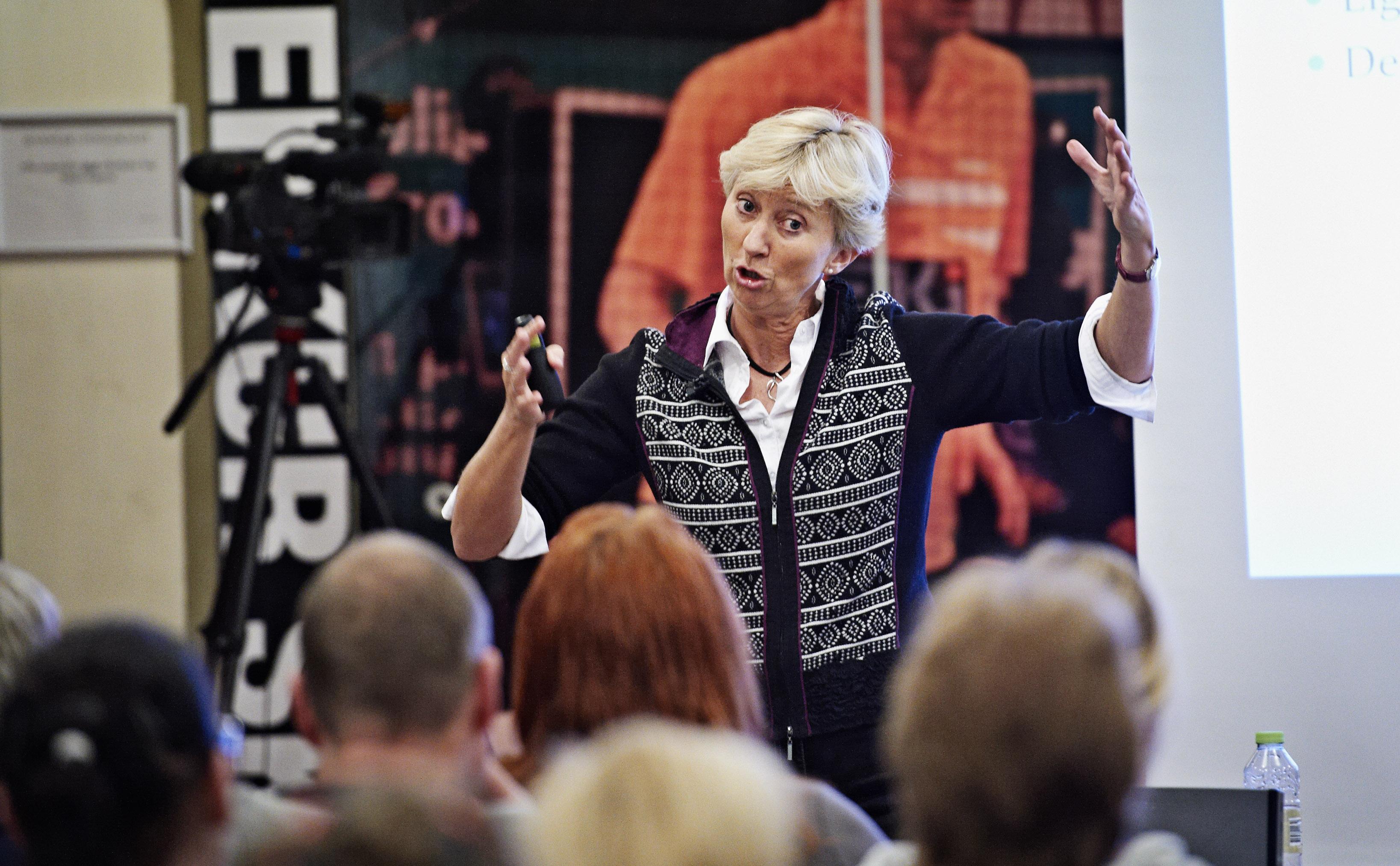 foredrag FirmaPlus Grethe Birkedahl