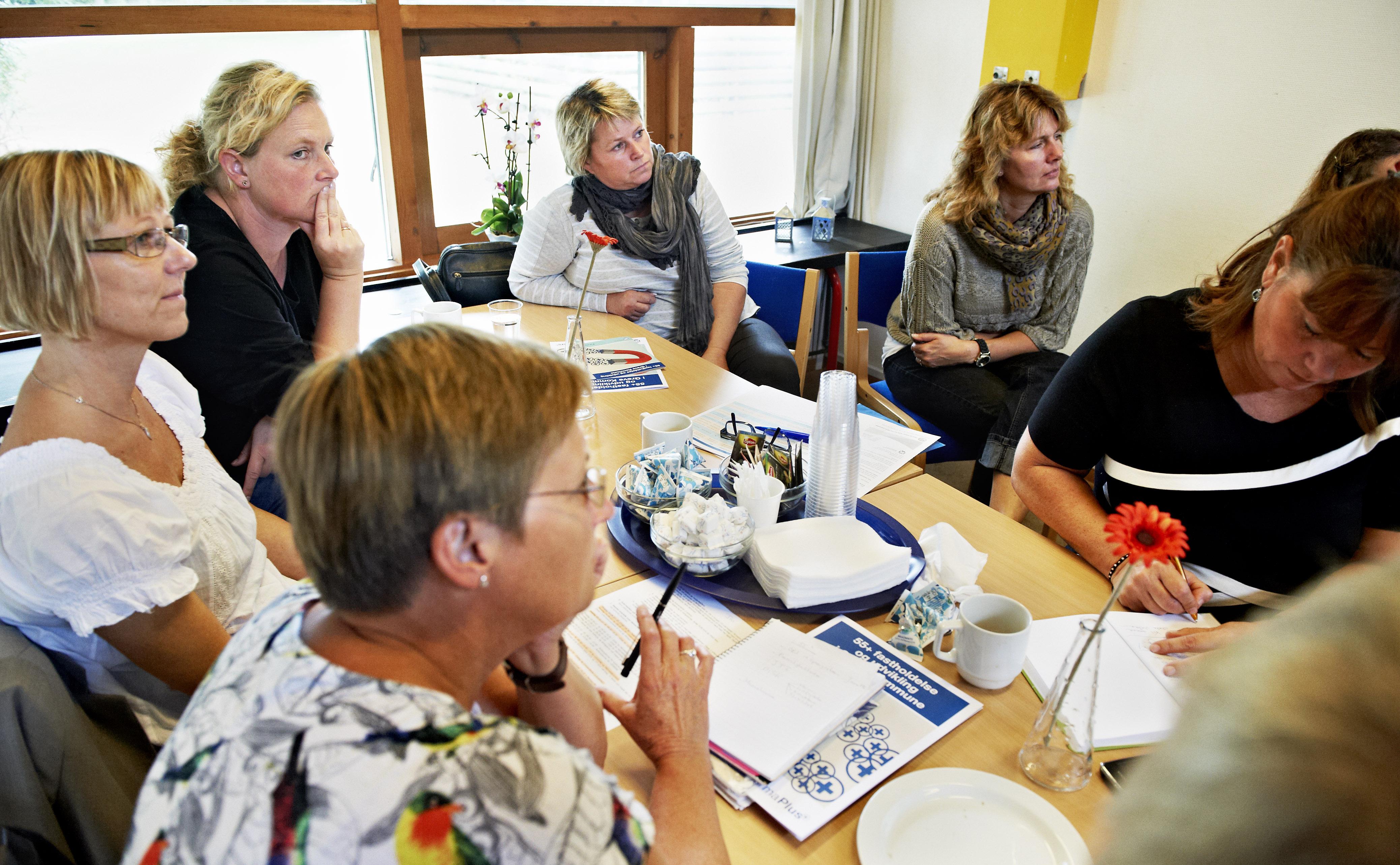 Kommunikations kursus for ledere