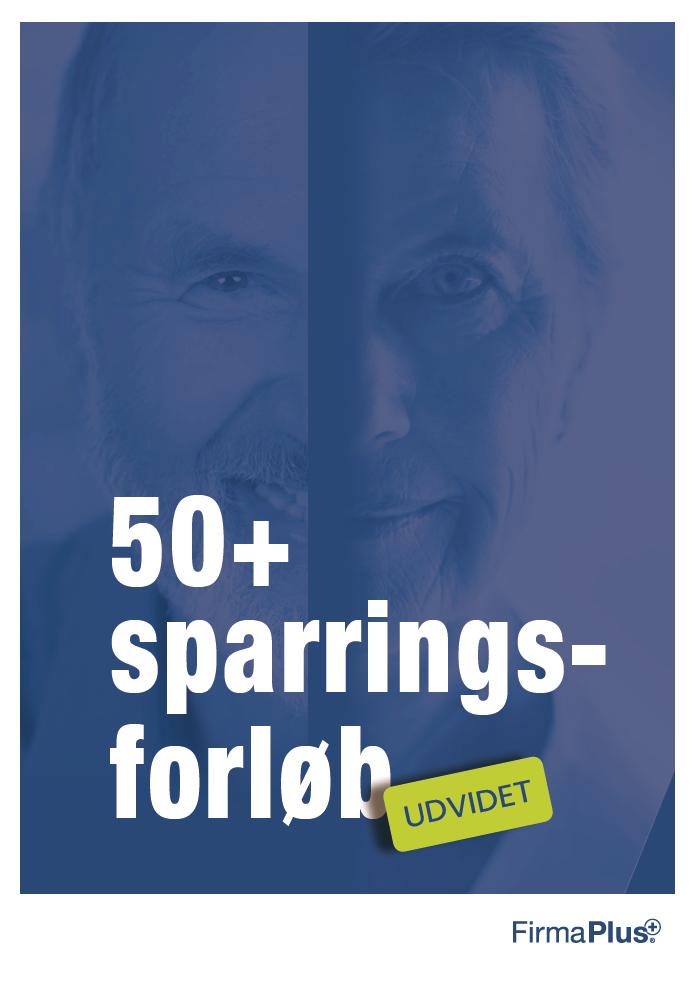 Møde 50+ sparringsforløb - FirmaPlusFirmaPlus