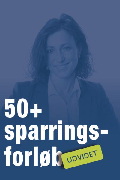 50+ sparring Udvidet