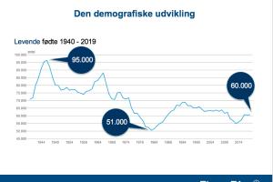 Demografisk udvikling FirmaPlus